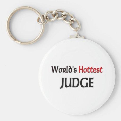 Worlds Hottest Judge Keychains