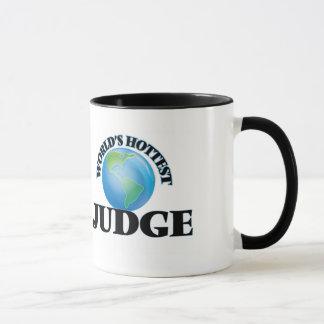 World's Hottest Judge Mug