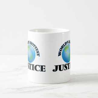 World's Hottest Justice Coffee Mugs