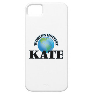 World's Hottest Kate iPhone 5/5S Cover