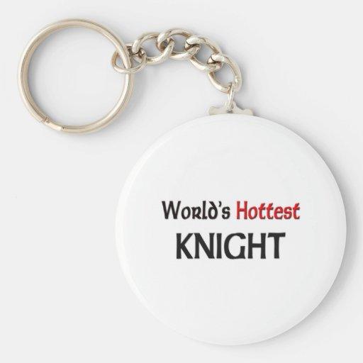 Worlds Hottest Knight Key Chain