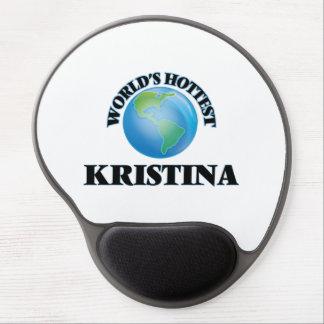 World's Hottest Kristina Gel Mouse Pad