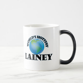 World's Hottest Lainey Coffee Mugs