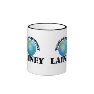 World's Hottest Lainey Mugs