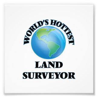 World's Hottest Land Surveyor Photograph