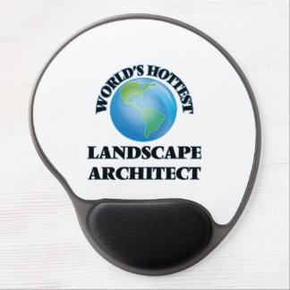 World's Hottest Landscape Architect Gel Mouse Pad