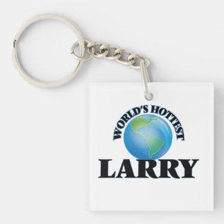 World's Hottest Larry Square Acrylic Keychains