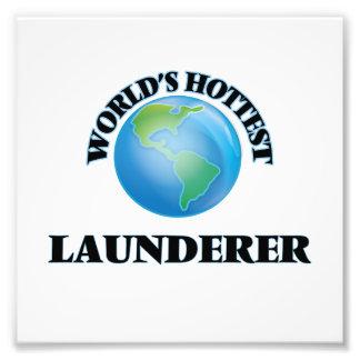 World's Hottest Launderer Photograph