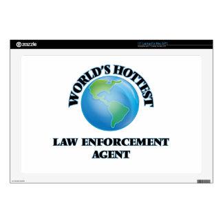 World's Hottest Law Enforcement Agent Skin For Laptop