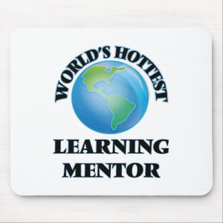 World's Hottest Learning Mentor Mouse Pad