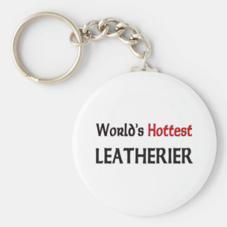 Worlds Hottest Leatherier Key Chain