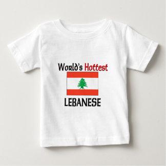 World's Hottest Lebanese Baby T-Shirt