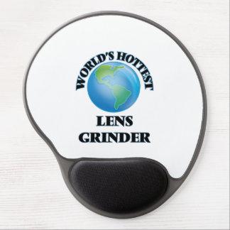 World's Hottest Lens Grinder Gel Mouse Pads