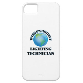 World's Hottest Lighting Technician iPhone 5 Case
