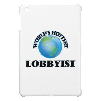 World's Hottest Lobbyist iPad Mini Cover