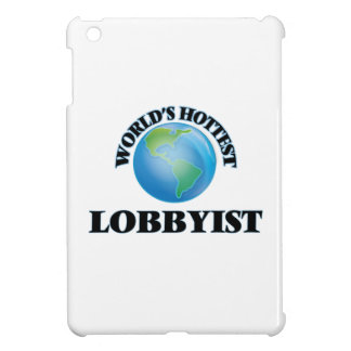 World's Hottest Lobbyist iPad Mini Case