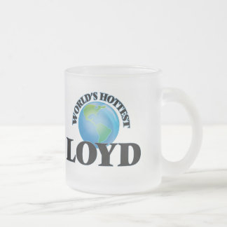 World's Hottest Loyd Coffee Mug