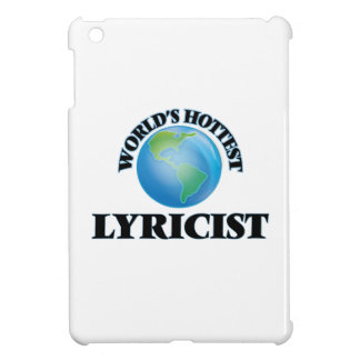 World's Hottest Lyricist Case For The iPad Mini