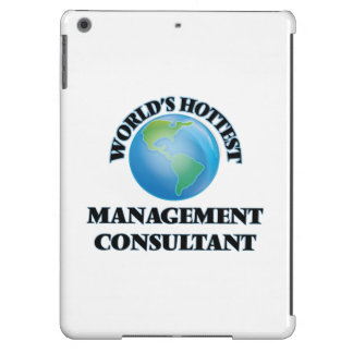 World's Hottest Management Consultant iPad Air Cover