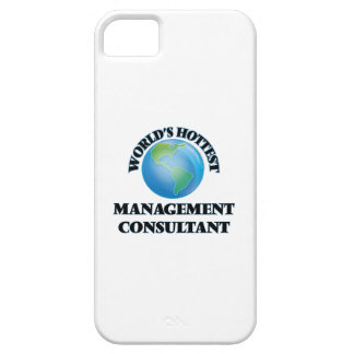 World's Hottest Management Consultant iPhone 5 Cases