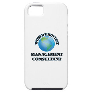 World's Hottest Management Consultant iPhone 5 Case
