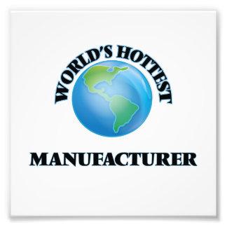 World's Hottest Manufacturer Art Photo