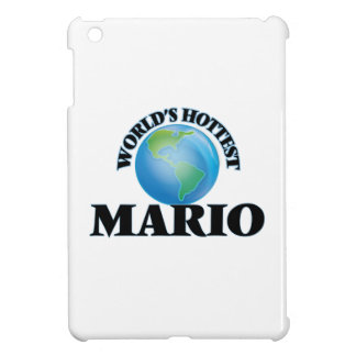 World's Hottest Mario Cover For The iPad Mini
