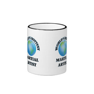 World's Hottest Martial Artist Coffee Mugs