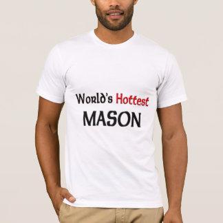 Worlds Hottest Mason T-Shirt