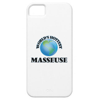 World's Hottest Masseuse iPhone 5 Cover