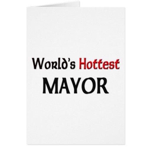 Worlds Hottest Mayor Cards