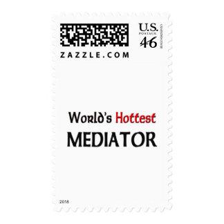 Worlds Hottest Mediator Postage