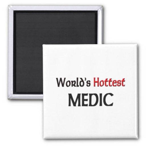 Worlds Hottest Medic Magnets