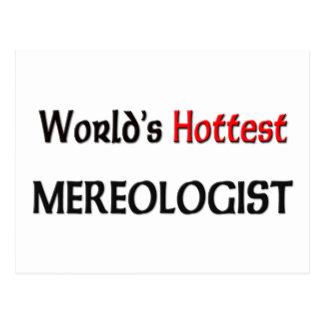 Worlds Hottest Mereologist Postcard