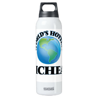 World's Hottest Micheal 16 Oz Insulated SIGG Thermos Water Bottle