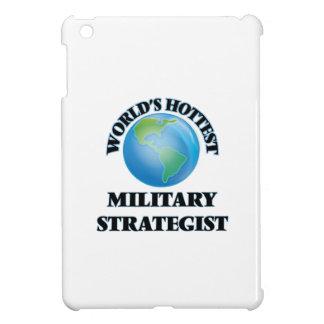 World's Hottest Military Strategist iPad Mini Covers