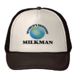 World's Hottest Milkman Mesh Hat