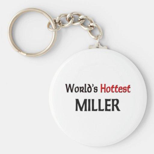 Worlds Hottest Miller Key Chain