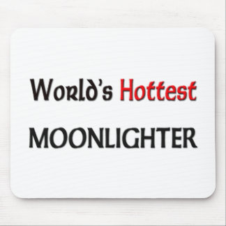 Worlds Hottest Moonlighter Mouse Pad