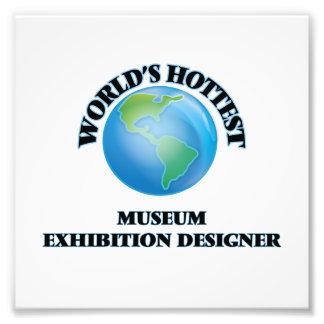 World's Hottest Museum Exhibition Designer Photo Art