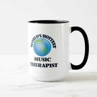 World's Hottest Music Therapist Mug