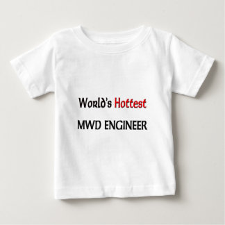 Worlds Hottest Mwd Engineer T-shirts