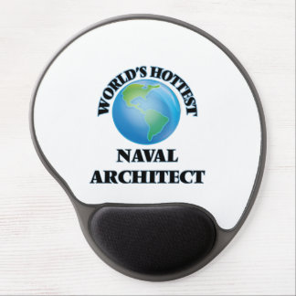 World's Hottest Naval Architect Gel Mouse Pad