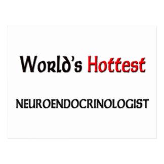Worlds Hottest Neuroendocrinologist Postcards