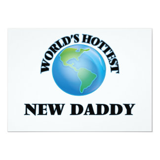 World's Hottest New Daddy Card