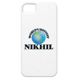World's Hottest Nikhil iPhone SE/5/5s Case