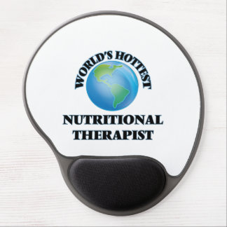 World's Hottest Nutritional Therapist Gel Mouse Mat