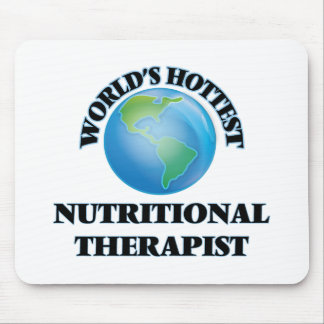 World's Hottest Nutritional Therapist Mousepad
