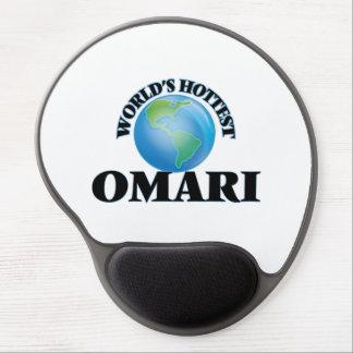 World's Hottest Omari Gel Mouse Pad