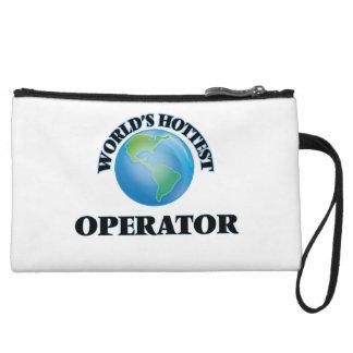 World's Hottest Operator Wristlet Clutch